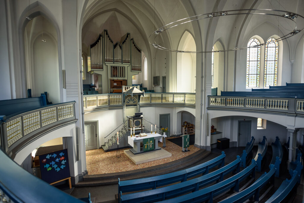 Friedenskirche Hamborn